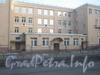 Ул. Маршала Говорова, дом 9. Центральная часть здания. Фото март 2012 г.