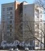 Ул. Лёни Голикова, дом 15, корпус 4. Вид дома из парка Александрино. Фото март 2012 г.