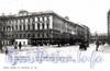 Перспектива улицы Глинки от Офицерской улицы в сторону Мойки. (из сборника «Петербург в старых открытках»)