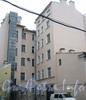 4-я Красноармейская ул., дом 18, лит. Б. Вид со двора. Фото март 2012 г.