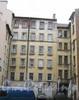 4-я Красноармейская ул., дом 18. Вид со двора. Фото март 2012 г.