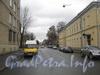 Перспектива 4-ой Красноармейской ул. от Советского пер. в сторону Измайловского пр. Фото март 2012 г.