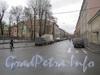 Перспектива 4-ой Красноармейской ул. от Советского пер. в сторону Московского пр. Фото март 2012 г.