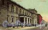 Перспектива Миллионной улицы от Дворцовой площади в сторону Марсова поля. (из сборника «Петербург в старых открытках»)