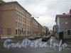Перспектива 3-й Красноармейской ул. от Советского пер. в сторону Московского пр. Фото март 2012 г.