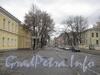 Перспектива 3-й Красноармейской ул. от Советского пер. в сторону Измайловского пр. Фото март 2012 г.