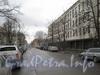Перспектива 2-й Красноармейской ул. от Советского пер. в сторону Измайловского пр. Фото март 2012 г.