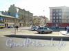 Краснопутиловская ул., дом 98. Общий вид со стороны дома 67 по Варшавской ул. Фото июль 2012 г.