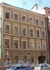 Ул. Володи Ермака, д. 19. Фасад здания. Фото июнь 2010 года.