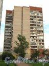 Ул. Малая Балканская, дом 52. Общий вид жилого дома. Фото сентябрь 2012 г.