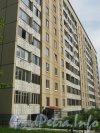 Ул. Тамбасова, дом 31, корпус 2. Общий вид фасада дома. Фото июль 2012 г.