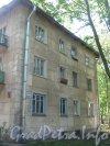 Ул. Танкиста Хрустицкого, дом 34. Общий вид со стороны фасада. Фото май 2012 г.