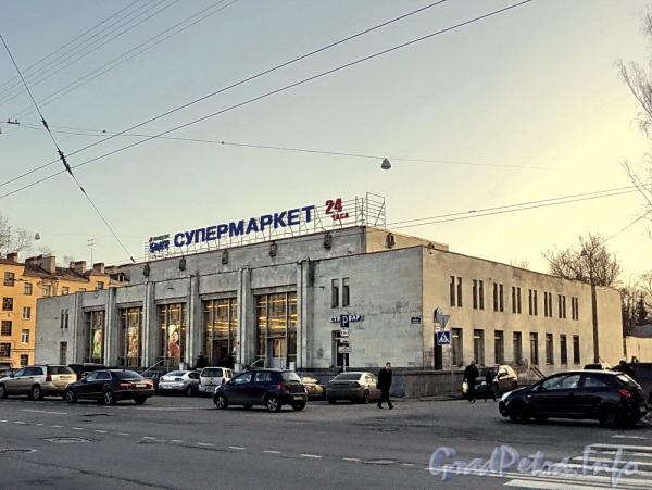 Тульская ул., д. 3, лит. А. Общий вид. Фото апрель 2011 г.