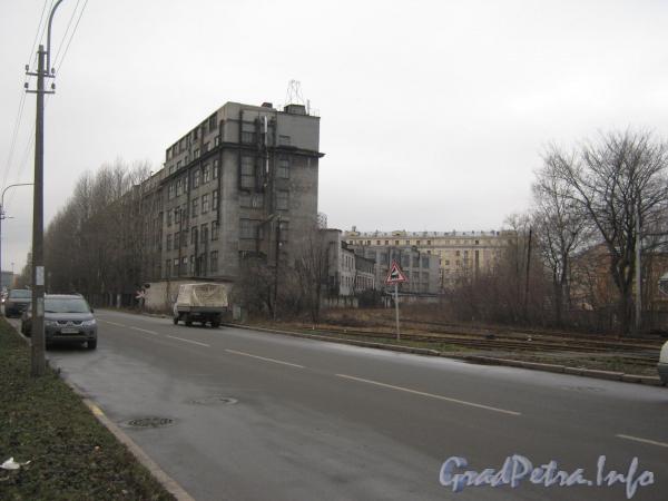 Черниговская ул., д. 8. Общий вид.