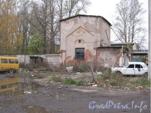 Минеральная ул., д. 13. Фото 2011 г.