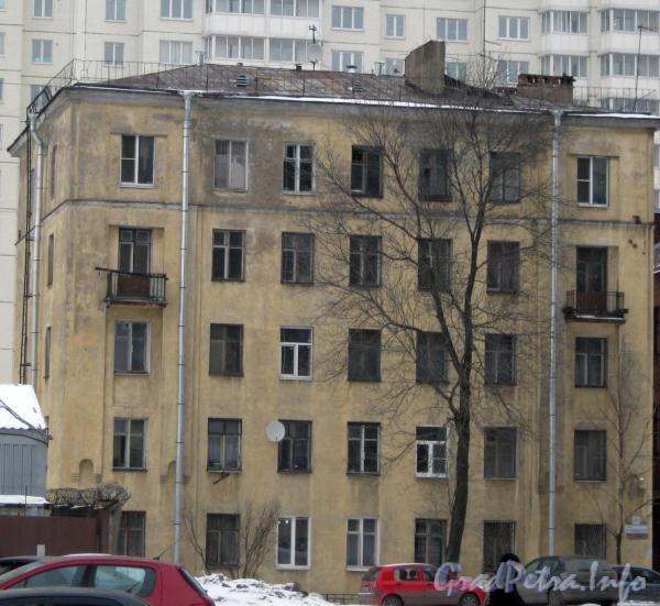 Ул. Зои Космодемьянской, дом 29. Общий вид дома со стороны ул. Трефолева. Фото февраль 2012 г.