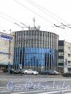 Ул. Седова, дом 5. Угловая часть здания. Фото октябрь 2012 г.
