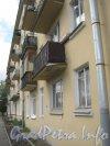 Ул. Маршала Говорова, дом 32. Вид на фасад дома. Фото 25 июня 2012 г.