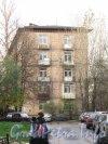 Ул.Ольминского, дом 22. Торец жилого дома со стороны проспекта Елизарова. Фото 2012 г.