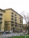 Ул. Бассейная, дом 47. Фасад по Бассейной улице. Фото ноябрь 2012 г.