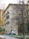 Ул. Бассейная, дом 49. Фасад со стороны подъездов. Фото ноябрь 2012 г.
