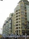 Дивенская ул., дом 5. Окончание строительства жилого комплекса «Серебряные зеркала». Фото 23 ноября 2012 г.