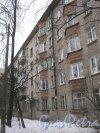 Ул. Лазо, дом 10. Общий вид здания со стороны парадных. Фото 22 января 2013 г.