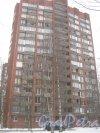 Ул. Киришская, дом 11. Общий вид здания. Фото 30 января 2013 г.