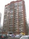 Ул. Киришская, дом 13. Общий вид здания. Фото 30 января 2013 г.