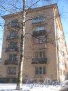 Ул. Капитана Воронина, дом 12. Общий вид со стороны дома 8. Фото 5 февраля 2013 г.