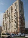Караваевская ул., дом 28, корпус 1. Общий вид со стороны дома 31, корпус 1. Фото 13 мая 2013 г.