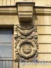 Тульская ул., дом 8. Фрагмент фасада жилого дома. Фото 22 мая 2013 г.