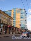 Улица Решетникова, дом 14. Общий вид нового бизнес центра. Фото 28 мая 2013 г.