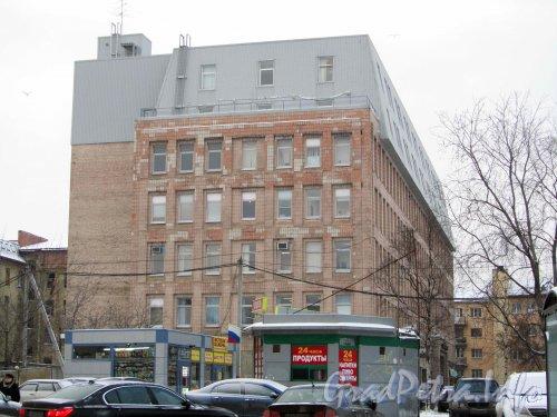 Ул. Смолячкова, дом 19. вид с Гренадерской улицы. Фото декабрь 2012 г.
