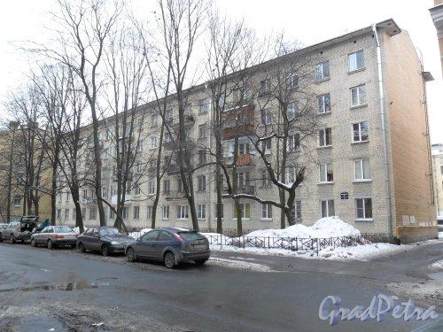 Витебская улица, дом 20. Фото январь 2013 г.