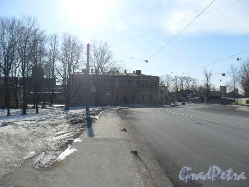 Улица Калинина, дом 2, корпус 1. Фото 19 марта 2013 г.