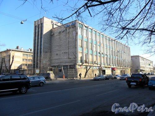 Улица Двинская, дом 3. Фото 21 марта 2013 г.