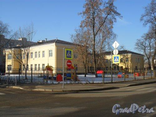 Промышленная ул., дом 20, корпус 1. Фото апрель 2013 г.