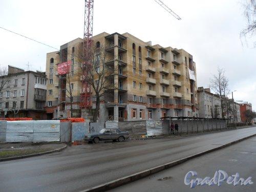 Улица Киргетова, дом 26 / ул. 7й Армии, дом 5. За несколько дней до банкротства.