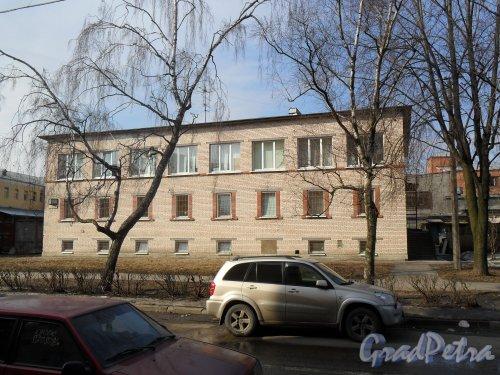 Улица Зои Космодемьянской, дом 9. Фото апрель 2013 г.