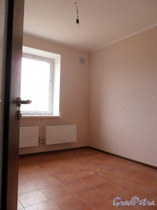 г. Гатчина, улица Генерала Кныша, дом 14. Просторная комната с евроремонтом. Идеи для ремонта.