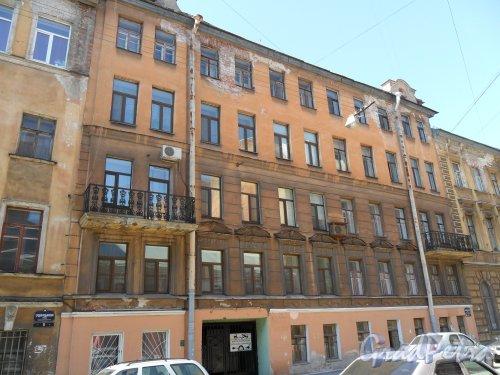 Улица Средняя Подьяческая, дом 3. Фото 16 мая 2013 г.
