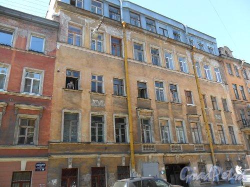 Улица Средняя Подьяческая, дом 5. Фото 16 мая 2013 г.