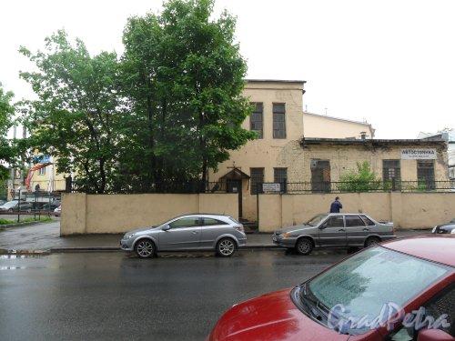 Заозернаяулица, дом 1. Фото 23 мая 2013 г.