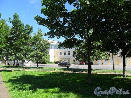 Улица Циолковского, дом 10, литер А. Фото 21 июня 2013 г.