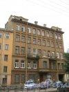 Ул. Черняховского, дом 41. Общий вид со стороны фасада. Фото 14 июня 2013 г.