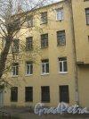 Рузовская ул., дом 29, литера А. Фрагмент здания со стороны Можайской ул. Фото 12 сентября 2013 г.