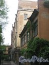 Ул. Черняховского, дом 10. Фрагмент здания. Фото 14 июня 2013 г.