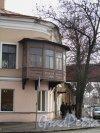 Курляндская ул., д. 50. Жилой дом. Сер. 19 в. Фото апрель 2012 г.