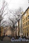 ул. Чайковского, д. 12.жилой дом. Двор. Фото 2012 г.